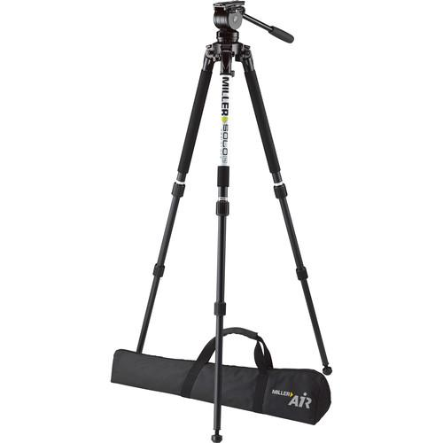 Miller  Air Alloy Tripod System 3001