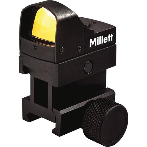 Millett M-Pulse Reflex Sight with 5 MOA Red Dot and TRD2001