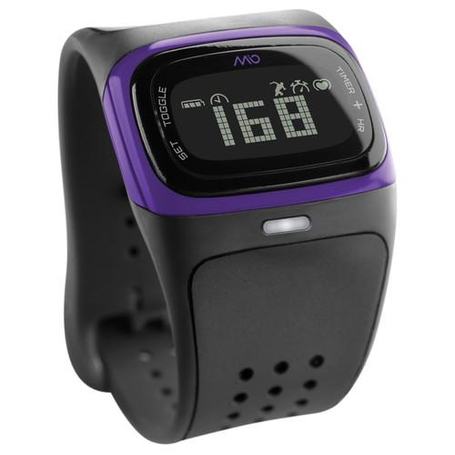 Mio Global ALPHA Heart Rate Sport Watch (Indigo) 53P-BLU