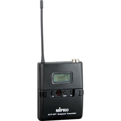 MIPRO ACT-30T Wireless Transmitter Bodypack ACT30T6B