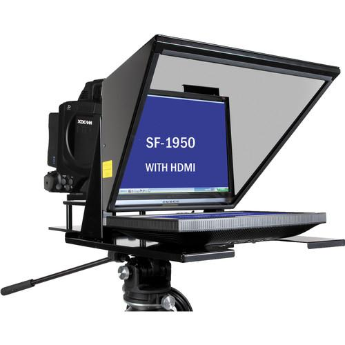 Mirror Image SF-1950 Studio Prompter with LCD Monitor SF-1950