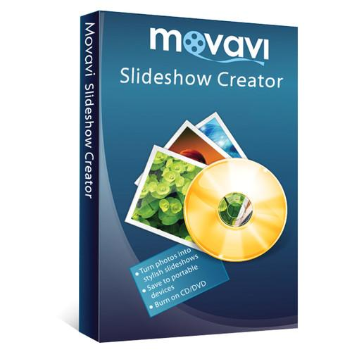 Movavi Slideshow Creator Personal Edition Version MSLIDESHOW117P