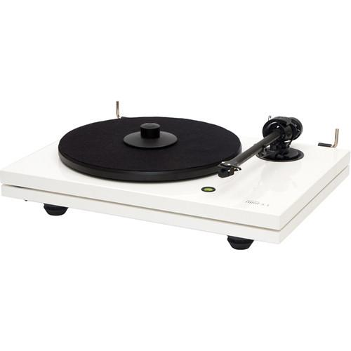 Music Hall mmf-5.1 - Two-Speed Audiophile Turntable MMF-5.1WH