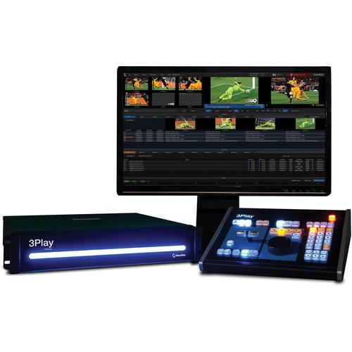 NewTek 3Play 440 Instant Replay System FG-000805-R001