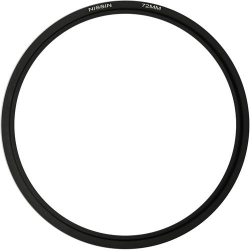 Nissin 72mm Adapter Ring for MF18 Macro Flash NDMF72MM