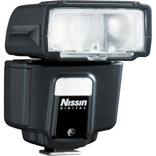 Nissin i40 Compact Flash for Nikon Cameras ND40-N