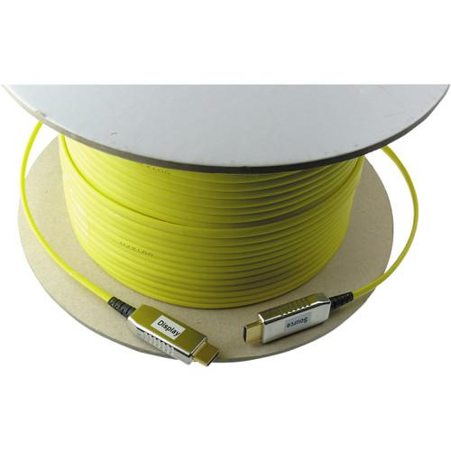 NTW 49.2' HDMI Copper / Fiber Hybrid Cable NHDMI4/H-15MR