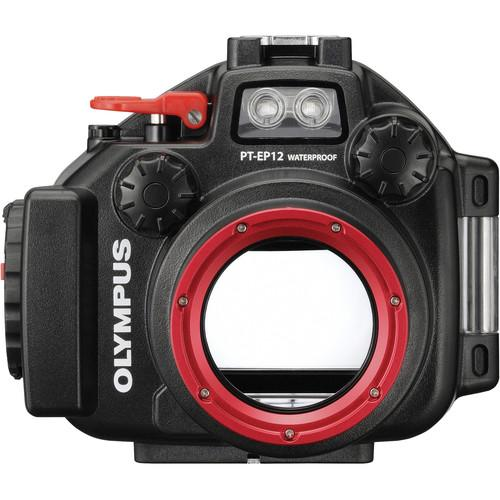 Olympus PT-EP12 Underwater Housing for PEN E-PL7 V6300630U000