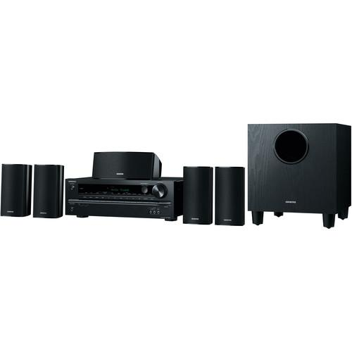 Onkyo HT-S3700 5.1-Channel Network Home Theater System HT-S3700