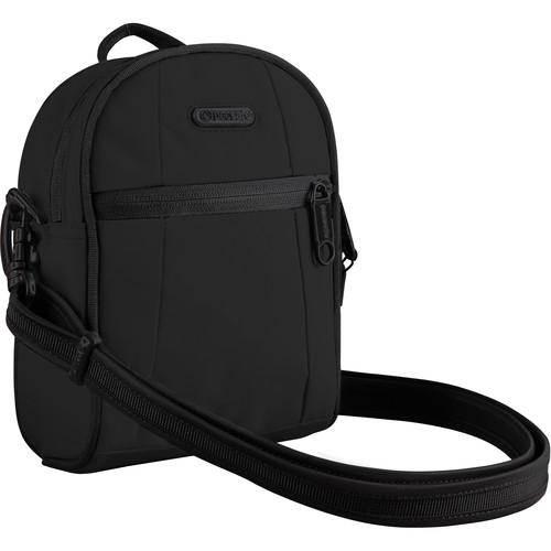 Pacsafe Metrosafe 100 GII Hip & Shoulder Bag (Black)
