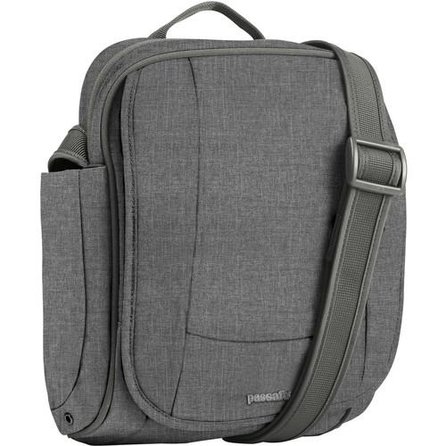 Pacsafe Metrosafe 200 GII Shoulder Bag (Tweed Gray) 30180112