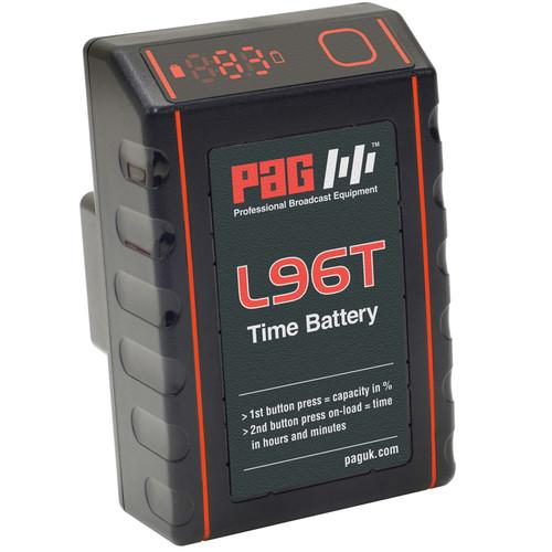 PAG L96T Time Battery Gold Mount (14.8V, 96Wh) 9305A