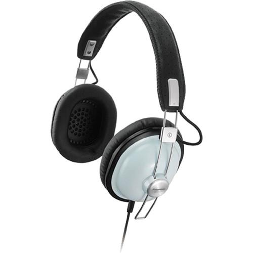 Panasonic RP-HTX7 Around-Ear Stereo Headphones (Blue) RP-HTX7-A1