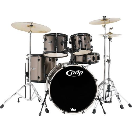 PDP Mainstage 5-Piece Drum Kit w/800 Hardware and PDMA22K8BZ