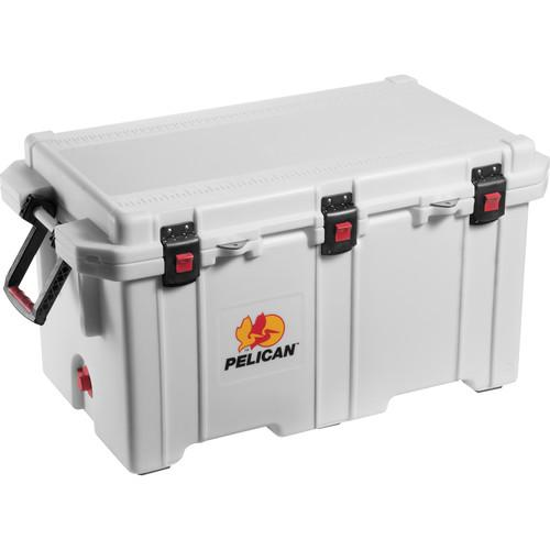 Pelican 150QT Elite Cooler (Marine White) 32-150Q-MC-WHT