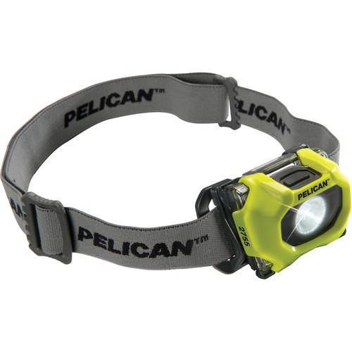 Pelican 2755 LED Headlight (Yellow) 027550-0100-245