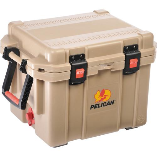 Pelican 35QT Elite Cooler (Outdoor Tan) 32-35Q-OC-TAN