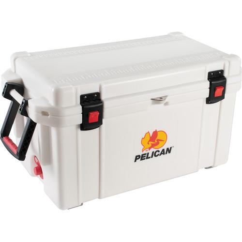 Pelican 65QT Elite Cooler (Marine White) 32-65Q-MC-WHT