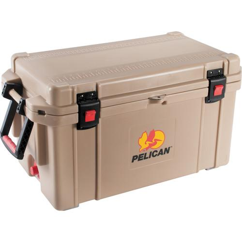 Pelican 65QT Elite Cooler (Outdoor Tan) 32-65Q-OC-TAN