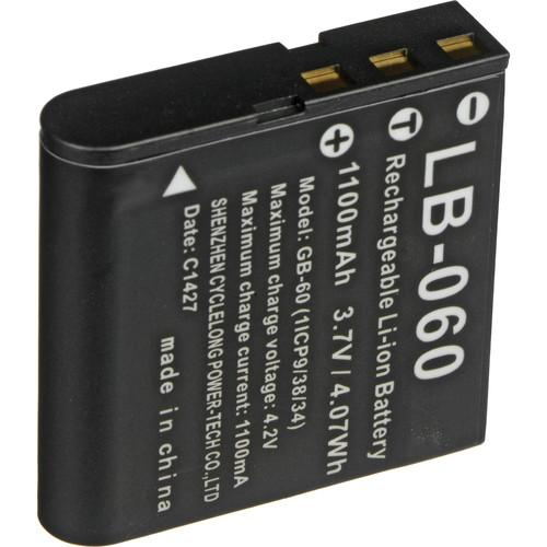 Pentax  LB-060(B) Lithium-Ion Battery 38053