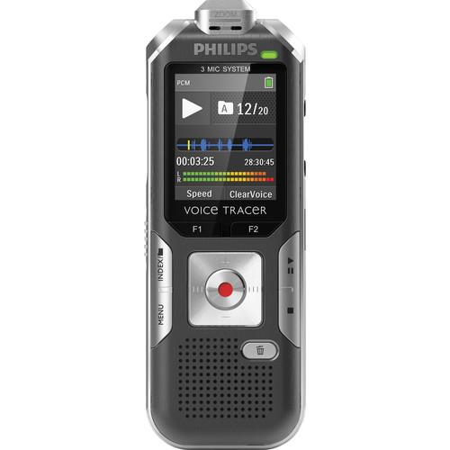 Philips DVT6000 Voice Tracer Digital Recorder DVT6000/00