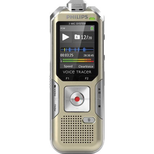 Philips DVT6500 Voice Tracer with 3Mic Recording DVT6500/00