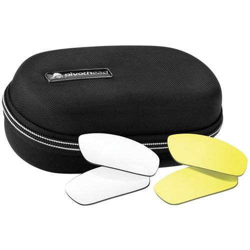 Pivothead Durango Glasses Case and Lens Set 3924425