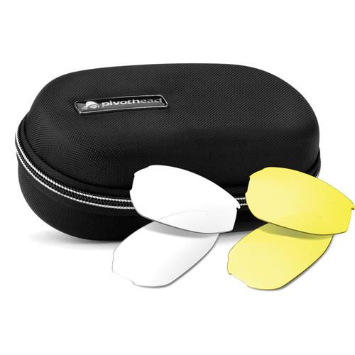 Pivothead  Kudu Glasses Case and Lens Set 3924426