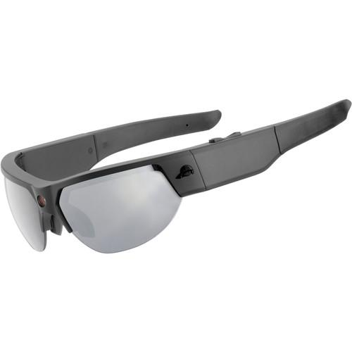 Pivothead Kudu Matte Black 1080p Video Recording Sunglasses 1LJ1