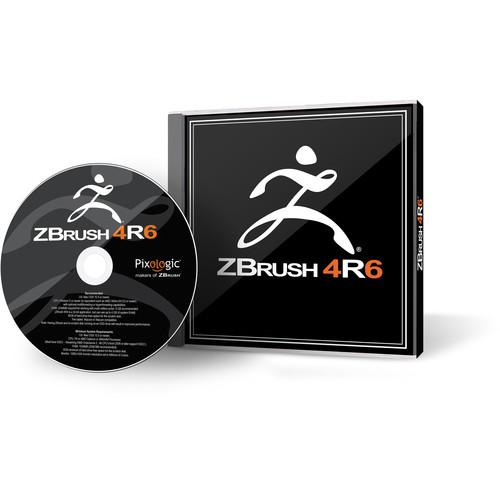 Pixologic Software Backup DVD for ZBrush's 4R6 83048200321051