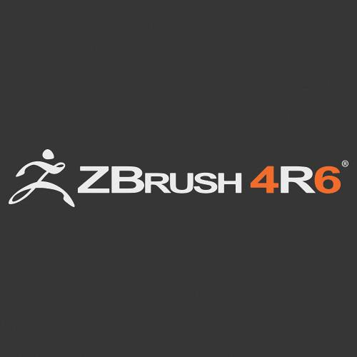 Pixologic ZBrush 4R6 Software for Windows 83048200321046