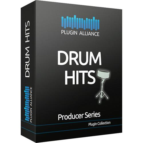 Plugin Alliance Drum Hits - Drum Processing Plug-Ins DRUM HITS