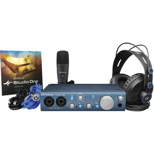 PreSonus AudioBox iTwo Studio - Complete AUDIOBOX ITWO STUDIO