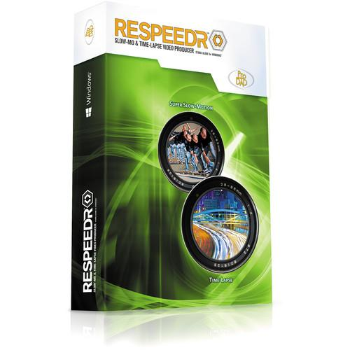 proDAD ReSpeedr Super Slow-Motion & Time-Lapse RESPEEDR V1
