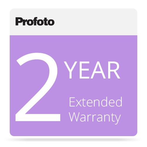 Profoto 2-Year Extended Warranty for Pro-8 Generator IP100002