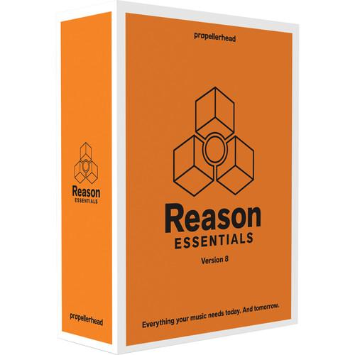 Propellerhead Software Reason Essentials 8 Music 130800010