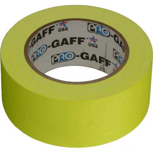 ProTapes  Pro Gaff Cloth Tape 001UPCG225MFLYEL