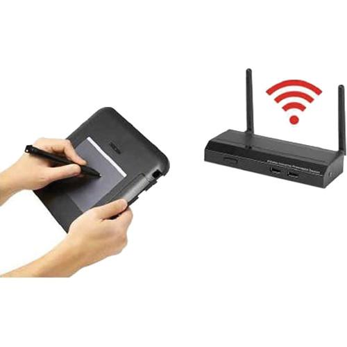 QOMO HiteVision QWPS1500 QConnect Plus Wireless Screen QWPS1500