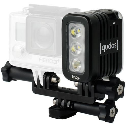Qudos Action Waterproof Video Light for GoPro HERO by Knog 11625
