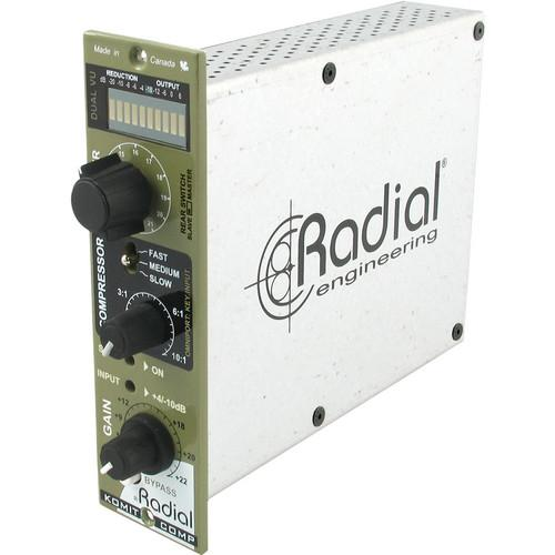 Radial Engineering Komit Compressor Limiter R700 0150