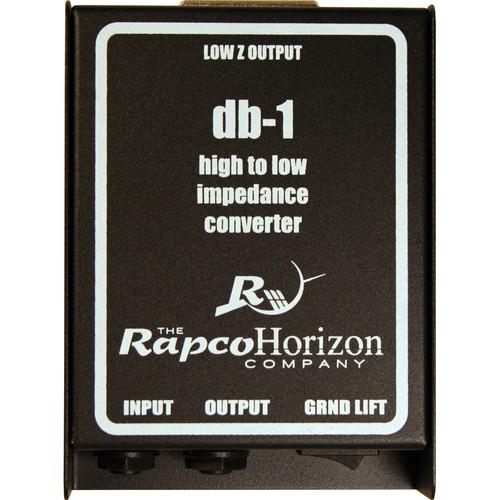 RapcoHorizon  DB-1 Direct Box DB-1