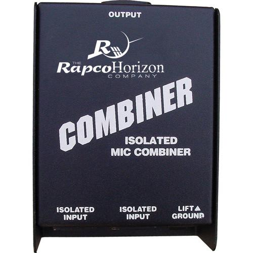 RapcoHorizon  MC-1 Isolated Mic Combiner MC-1