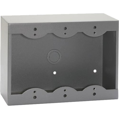 RDL SMB-3G Surface Mount Box for 3 Decora-Style Products SMB-3G