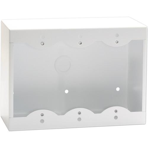 RDL SMB-3W Surface Mount Box for 3 Decora-Style Products SMB-3W