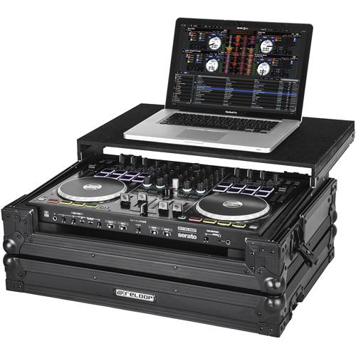 Reloop Hard Case with Sliding Laptop Shelf for Terminal TM8-CASE