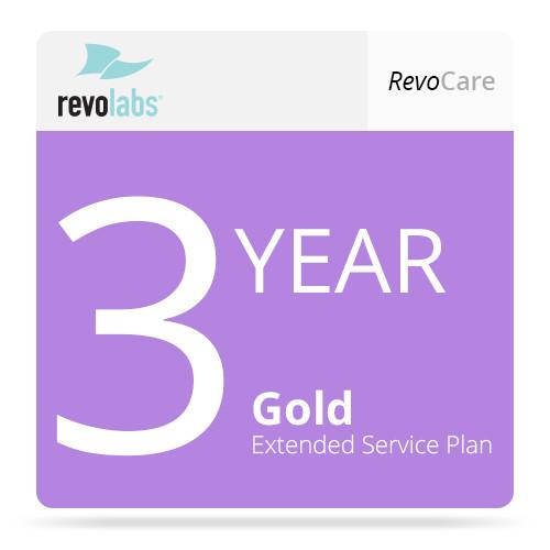 Revolabs 3-Year Gold revoCARE Extended Service 10EXTSERV3YMIC