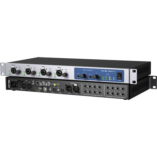 RME Fireface 802 USB / Firewire Audio Interface FF802