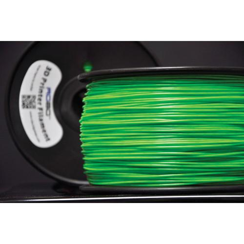 ROBO 3D 1.75mm ABS Filament (1 kg, Gamma Green) ABSGRN