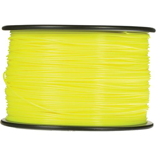 ROBO 3D 1.75mm ABS Filament (1 kg, Thunderglow Yellow) ABSYELLOW