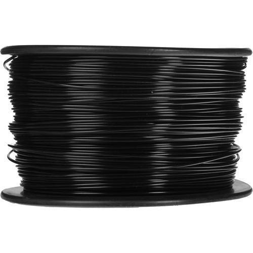 ROBO 3D 1.75mm PLA Filament (1 kg, Black Forest) PLABLK